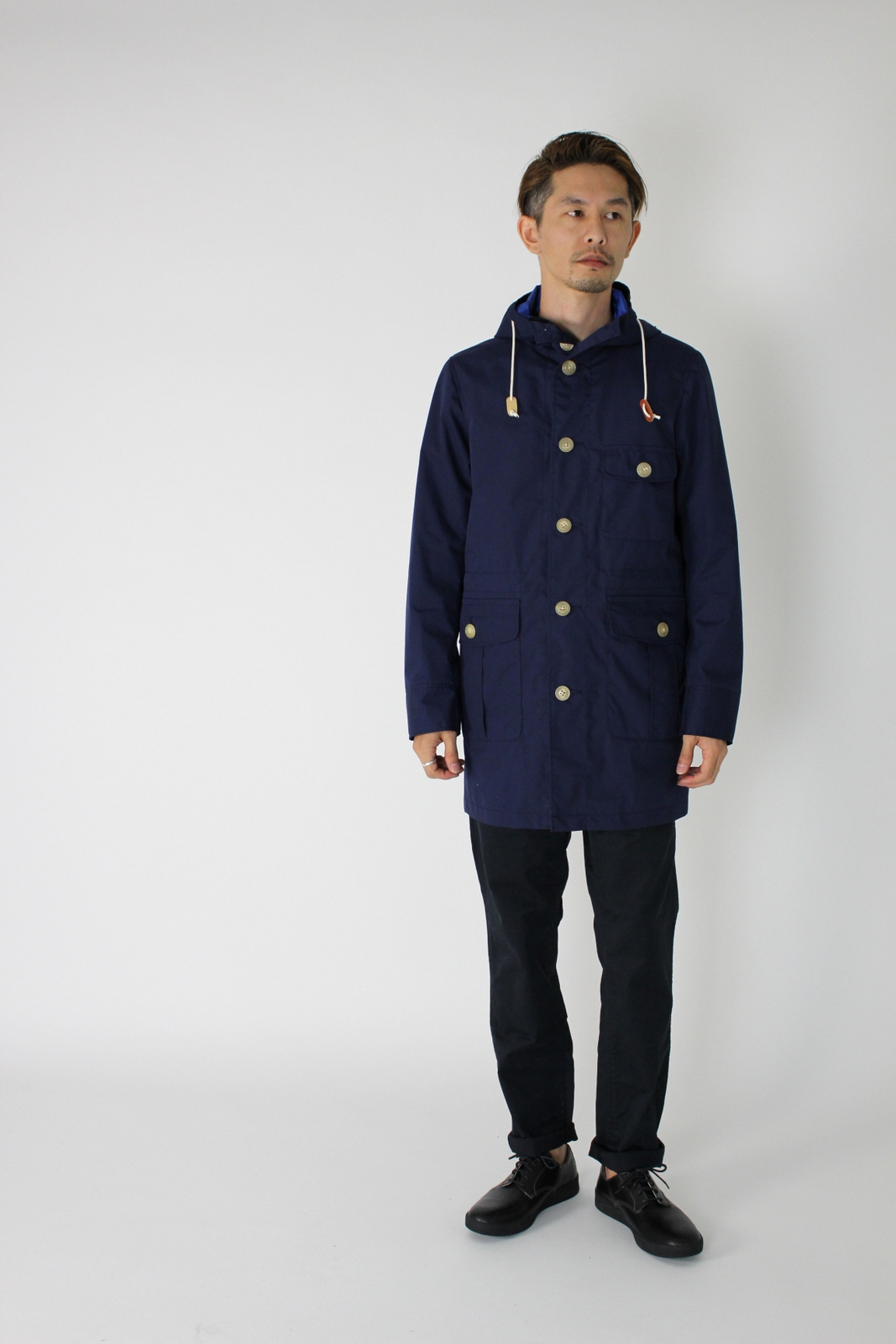 ◆Aggreve Fabric Out Door Coat _e0142928_2145246.jpg