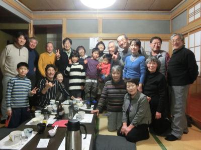 「喜蕎八」さんで新年会♪_f0019247_20465591.jpg