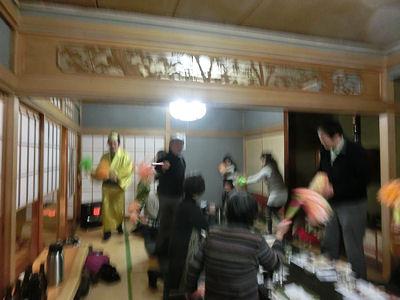「喜蕎八」さんで新年会♪_f0019247_2054135.jpg