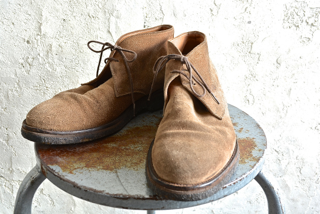 European Chukka boots_f0226051_14504516.jpg