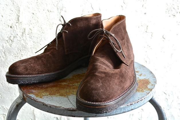 European Chukka boots_f0226051_14512921.jpg