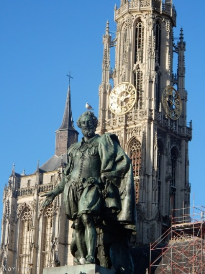 ベルギー・オランダの旅4~「フランダースの犬」の聖地へ_e0326953_1713924.jpg