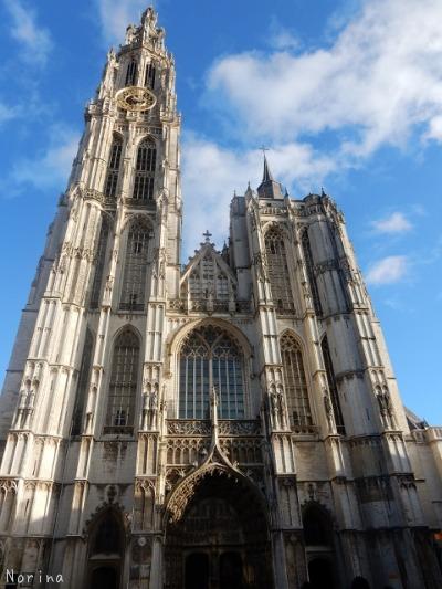 ベルギー・オランダの旅4~「フランダースの犬」の聖地へ_e0326953_174127.jpg