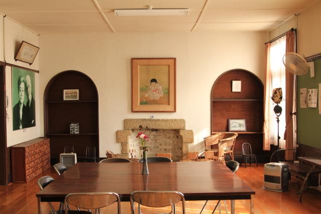 ヴォーリズ建築の魅力 ハイド記念館②_b0055171_22353341.jpg