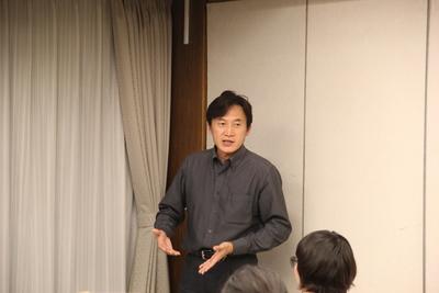 第5回目 ユール洋子氏「ベストな自分を生きるための自己肯定感と自己愛」_c0212972_1438398.jpg