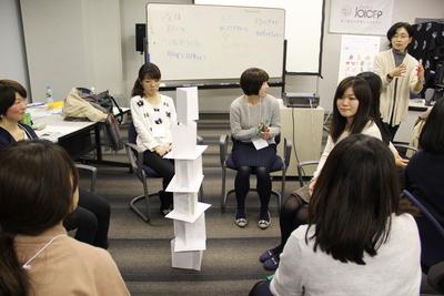 第6回目 グループワーク+電通ギャルラボ 外崎郁美氏「GIRL meets GIRLプロジェクトについて」_c0212972_1543875.jpg