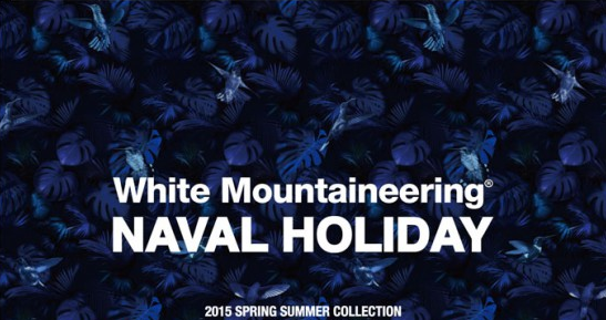 White Mountaineering , N.HOOLYWOOD - 2015 S/S on tomorrow!!_f0020773_19412379.png