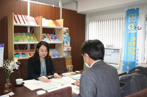 新宿ショールームリニューアル後、初めてお客様にお越しいただきました!_a0299375_18391331.jpg