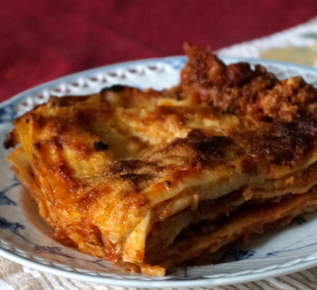 Lasagna al forno_c0180686_09433106.jpg