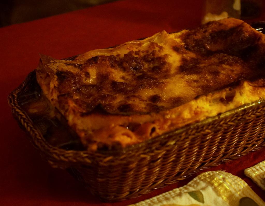 Lasagna al forno_c0180686_09435567.jpg