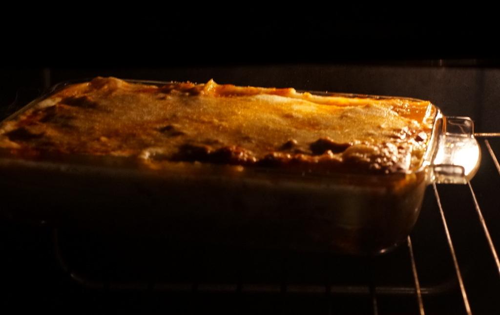 Lasagna al forno_c0180686_09442748.jpg