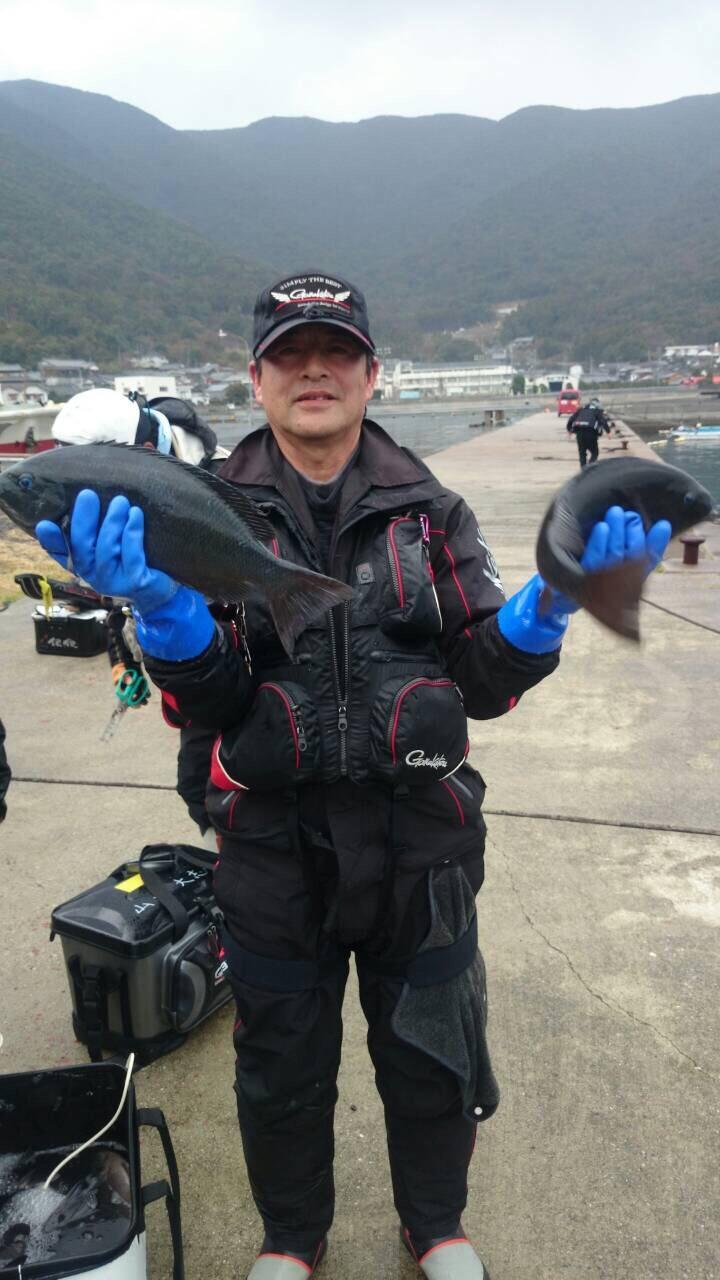 1/21 武者泊 釣り大会続報で〜す!( ´ ▽ ` )ノ_f0142086_11323934.jpg