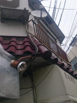 大山ハッピーロード近所で瓦屋根修理_c0223192_22391485.jpg
