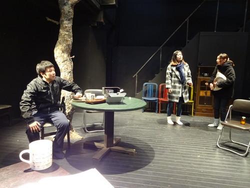 ◆劇団MFT No.12  修正台本4回目稽古  by文章_a0137796_14474276.jpg