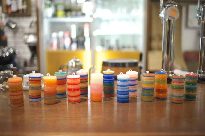 2015.1.18 KASANE candle WORKSHOP @EU Cafe_f0139898_185336.jpg