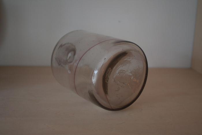 線の入ったガラス瓶_f0074803_15482211.jpg