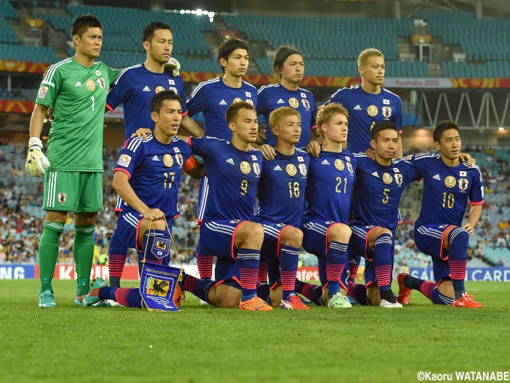 「サッカーにシークレットはない!」:日本代表世界ランク80位以下に陥落か!?_e0171614_10521894.jpg