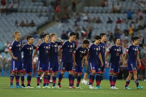 「サッカーにシークレットはない!」:日本代表世界ランク80位以下に陥落か!?_e0171614_10523014.jpg