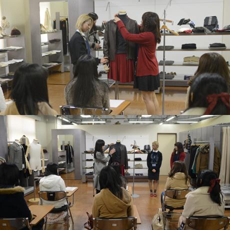 2015年1月24日にNSCカレッジではミニ体験入学&見学相談会を開催しました2_b0110019_14371729.jpg