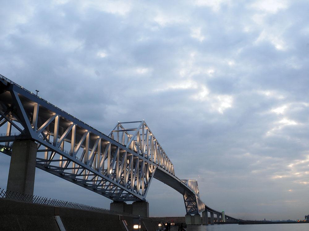 東京ゲートブリッジ イルミネーション撮影_f0324026_23493378.jpg