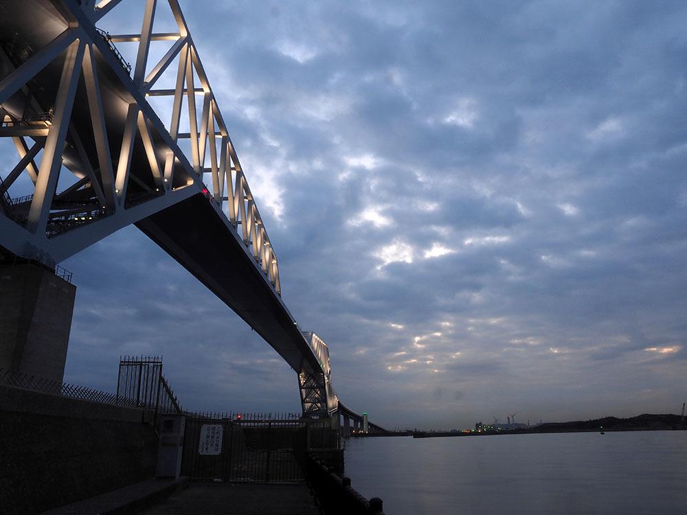 東京ゲートブリッジ イルミネーション撮影_f0324026_23495030.jpg