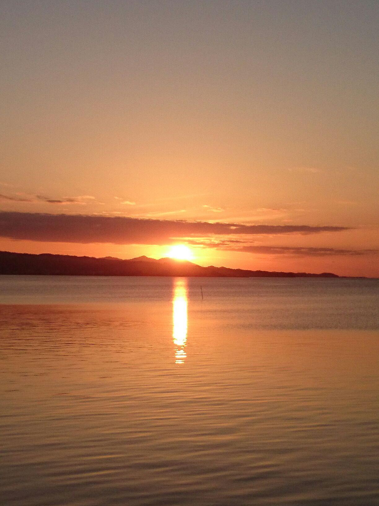 宍道湖の夕陽_f0290932_14313428.jpg