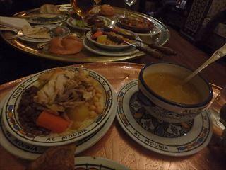 モロッコ料理 Restaurante Al Mounia_e0120938_02053949.jpg