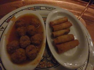 モロッコ料理 Restaurante Al Mounia_e0120938_02053996.jpg