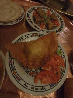 モロッコ料理 Restaurante Al Mounia_e0120938_02054019.jpg