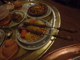 モロッコ料理 Restaurante Al Mounia_e0120938_02173938.jpg