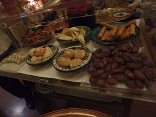 モロッコ料理 Restaurante Al Mounia_e0120938_02174022.jpg