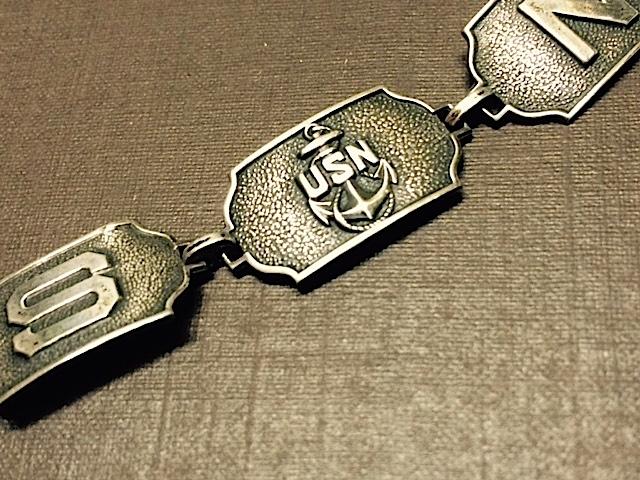 US NAVY Bracelet_f0203050_13431942.jpg