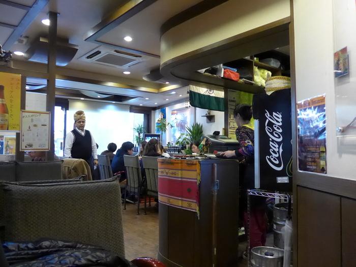 西荻窪「インド料理 シタル」へ行く。_f0232060_1610379.jpg