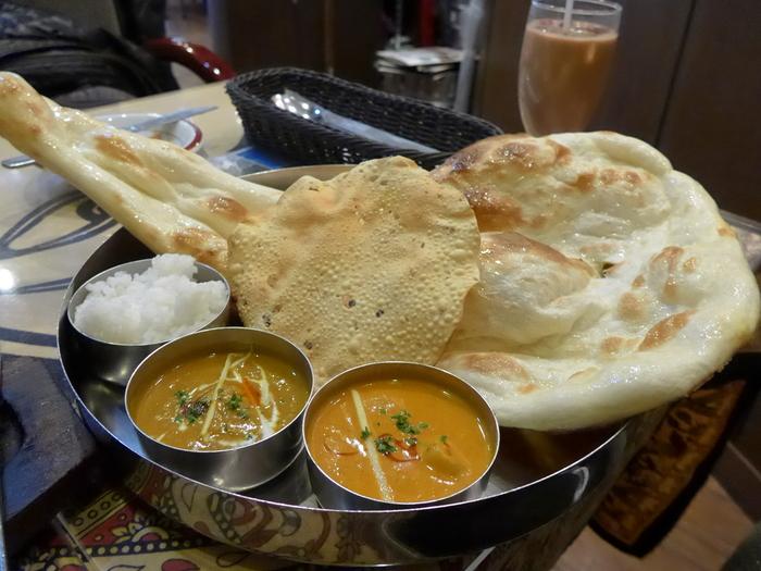 西荻窪「インド料理 シタル」へ行く。_f0232060_1613691.jpg