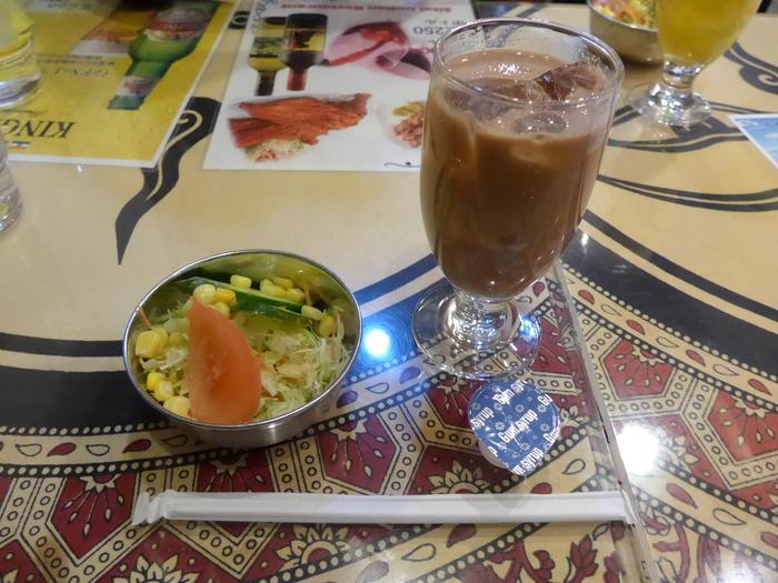 西荻窪「インド料理 シタル」へ行く。_f0232060_1621334.jpg
