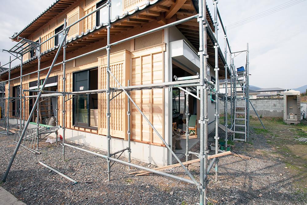 木造2階建て風格ある土壁の家 -第4回-_a0163962_7302944.jpg