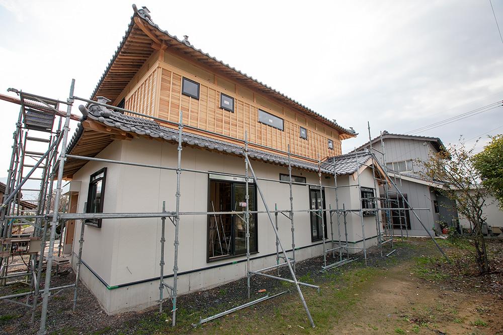 木造2階建て風格ある土壁の家 -第4回-_a0163962_7303098.jpg