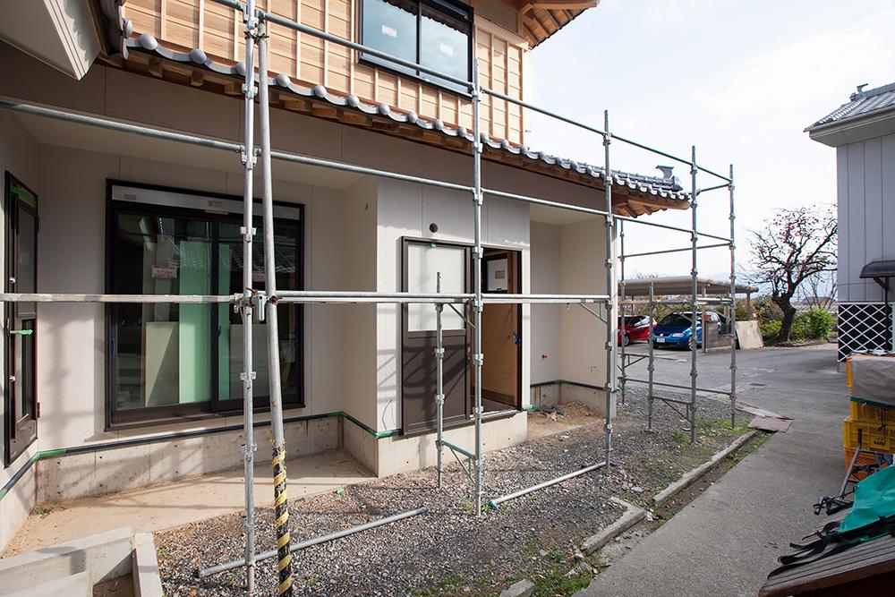 木造2階建て風格ある土壁の家 -第4回-_a0163962_7303724.jpg