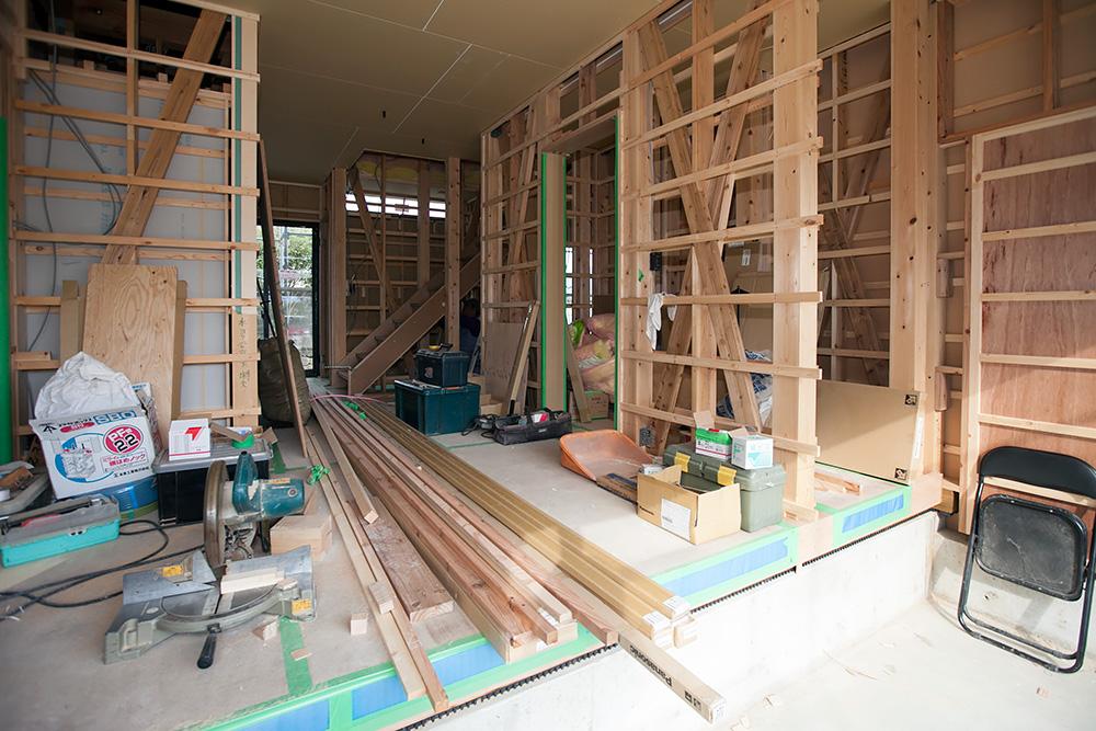 木造2階建て風格ある土壁の家 -第4回-_a0163962_7304552.jpg