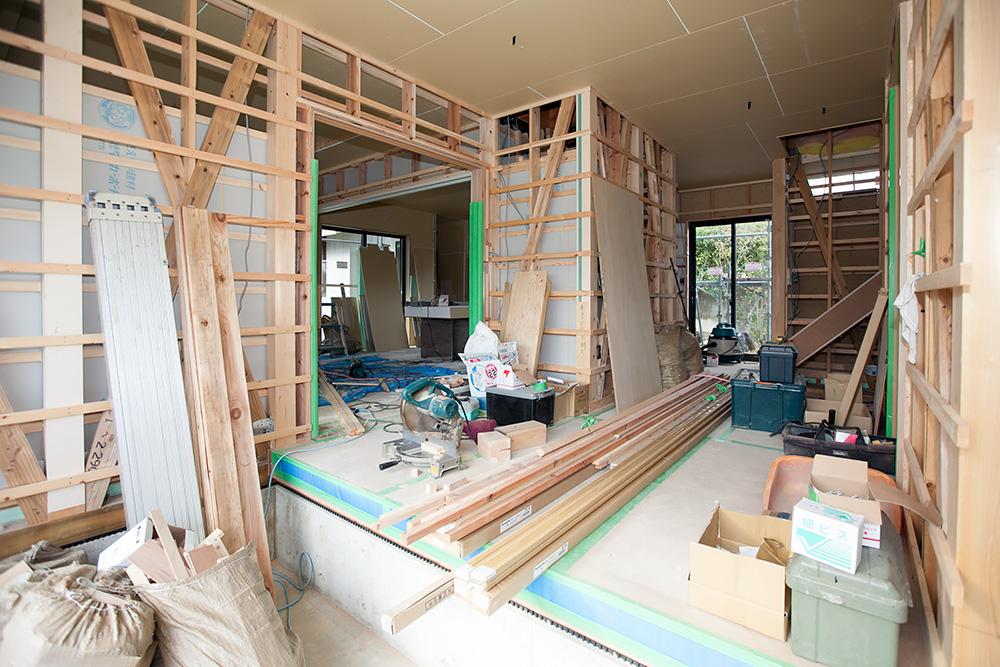 木造2階建て風格ある土壁の家 -第4回-_a0163962_7304564.jpg