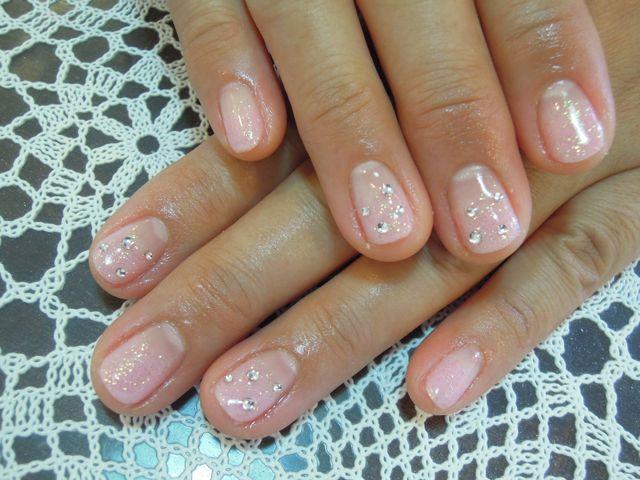 Pink Nail_a0239065_126277.jpg