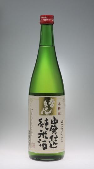 常きげん 山廃仕込み純米酒 [鹿野酒造]_f0138598_17554991.jpg
