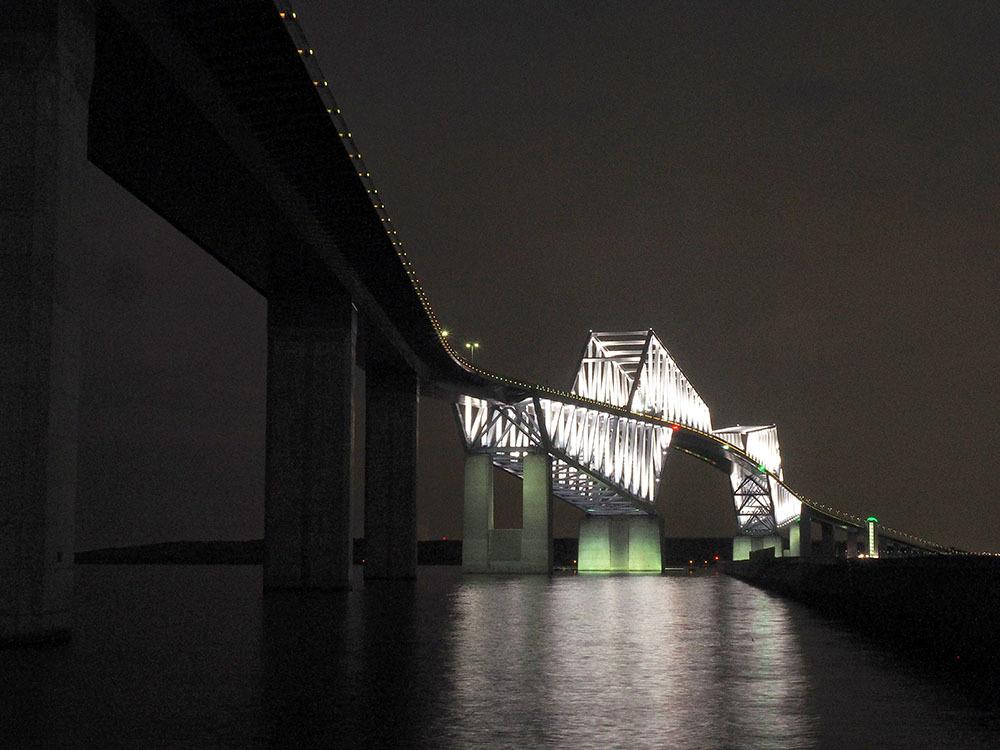 東京ゲートブリッジ イルミネーション撮影_f0324026_01273421.jpg