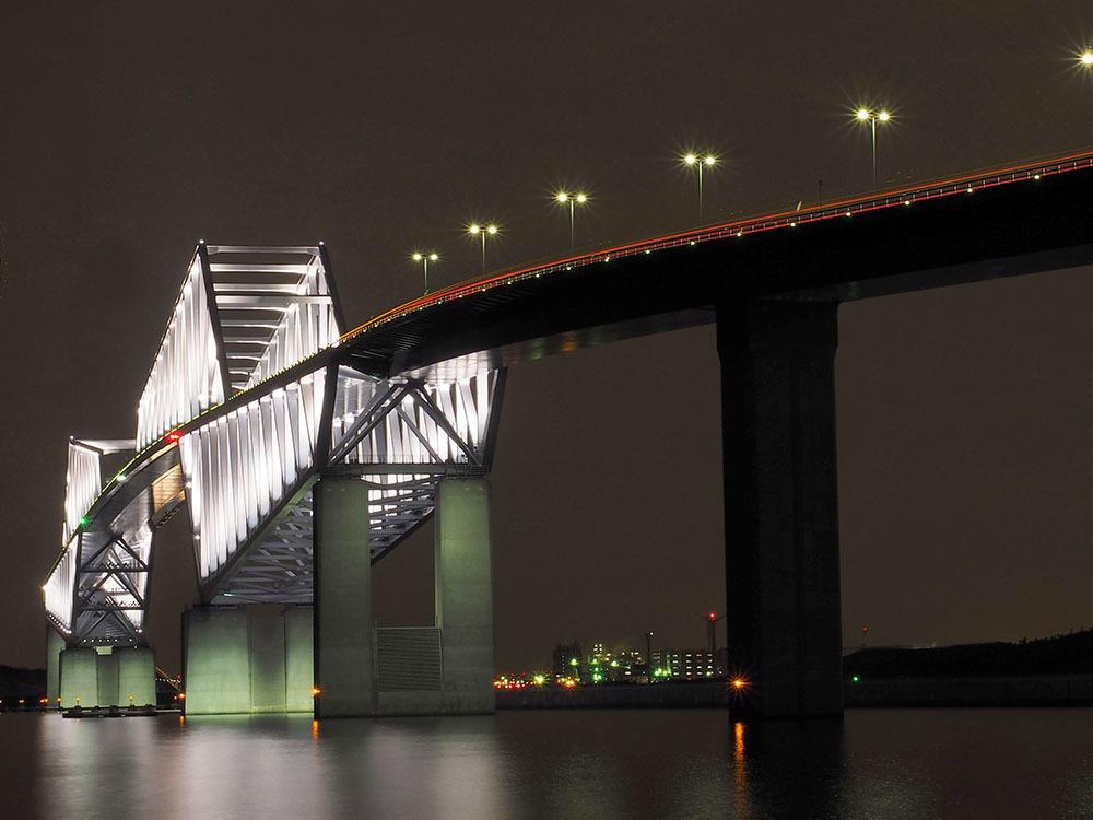東京ゲートブリッジ イルミネーション撮影_f0324026_01282064.jpg