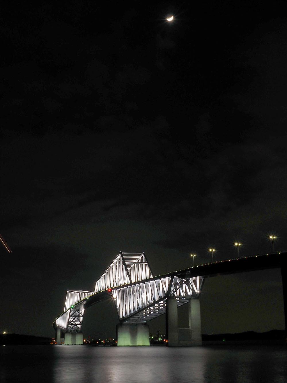 東京ゲートブリッジ イルミネーション撮影_f0324026_01335742.jpg