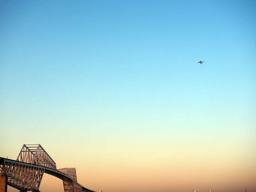 早朝の東京ゲートブリッジ_f0324026_16392808.jpg