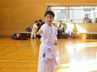 日曜空手 新琴似・新川教室 審査会_c0118332_1457426.jpg
