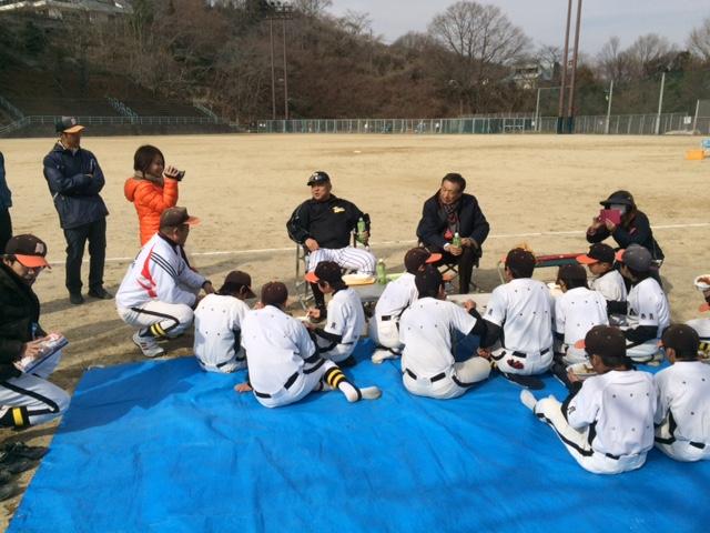 1/25(日) ミスタータイガースの掛布氏来る!!!_b0296154_2044233.jpg