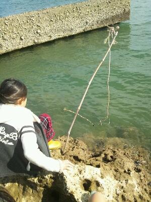 ココカリ、釣り_e0131462_1452118.jpg