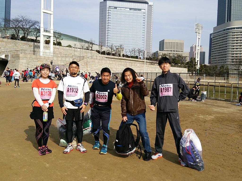 大阪ハーフマラソン欠場_c0105280_1622750.jpg